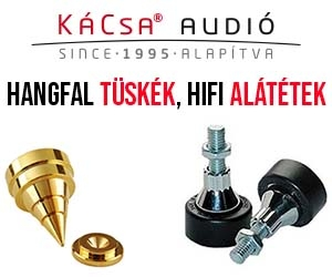Kácsa audio