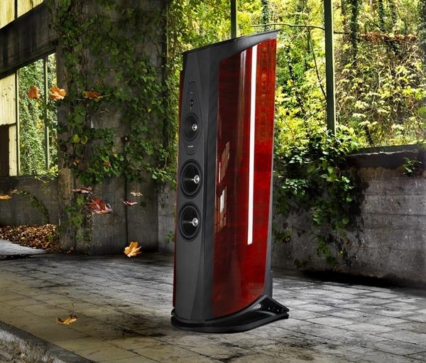 Sonus faber Aida high-end hangfal