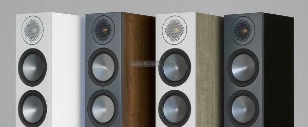 Monitor Audio Bronze 200 hangfal színek