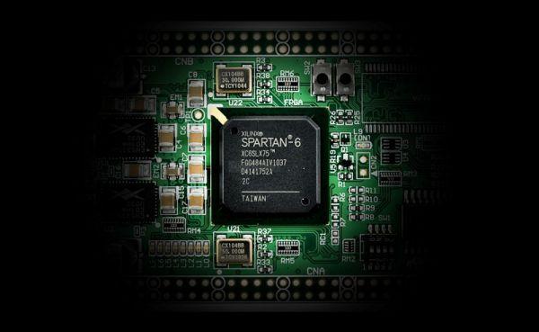 RME ADI-2 Pro DAC Xilinx SPARTAN-6 DSP