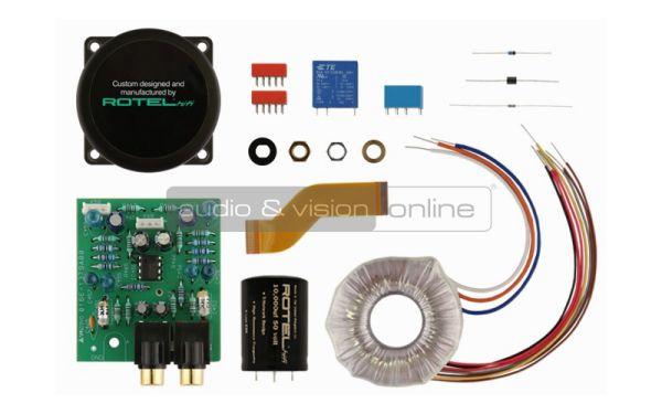 Rotel CD14 parts