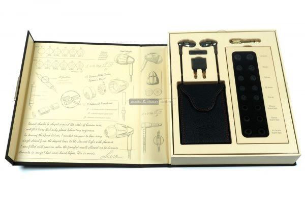 1MORE E1010 fülhallgató doboz