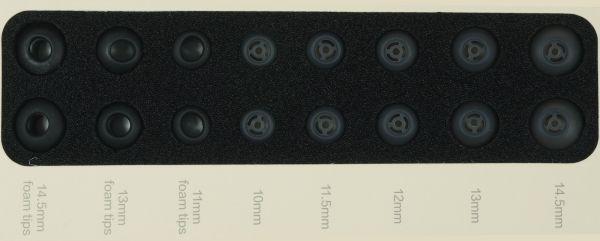 1MORE E1010 fülhallgató fülillesztékek