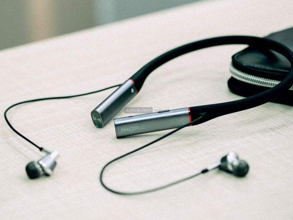 1MORE E1001BT nyakpántos fülhallgató