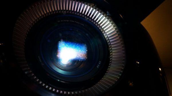 Sony VPL-VW1100ES 4K projektor a DREAMCINEMA bemutatótermében
