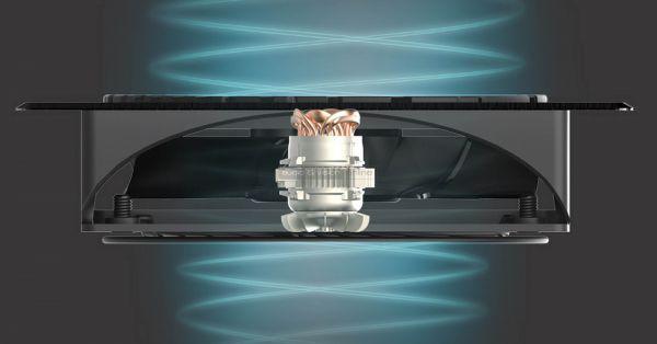 AC Infinity Airplate hűtő ventilátor