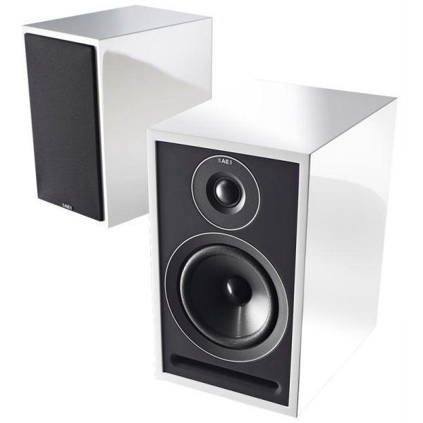 Acoustic Energy 301 állványos hangfal fehér színben