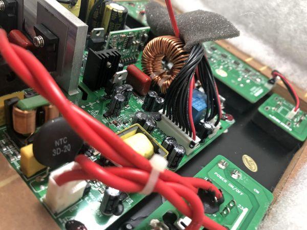 Acoustics Energy AE308 aktív mélyláda