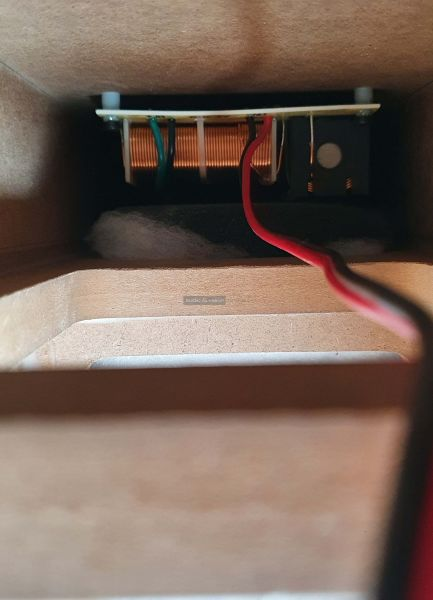 Acoustic Energy AE309 hangfal keresztváltó