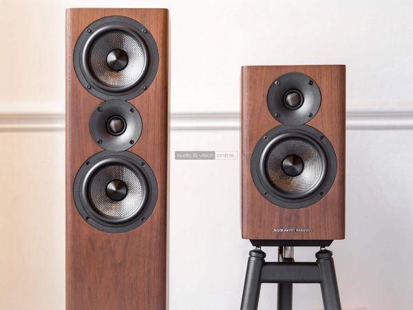 Acoustic Energy AE500 AE509 hangfalak