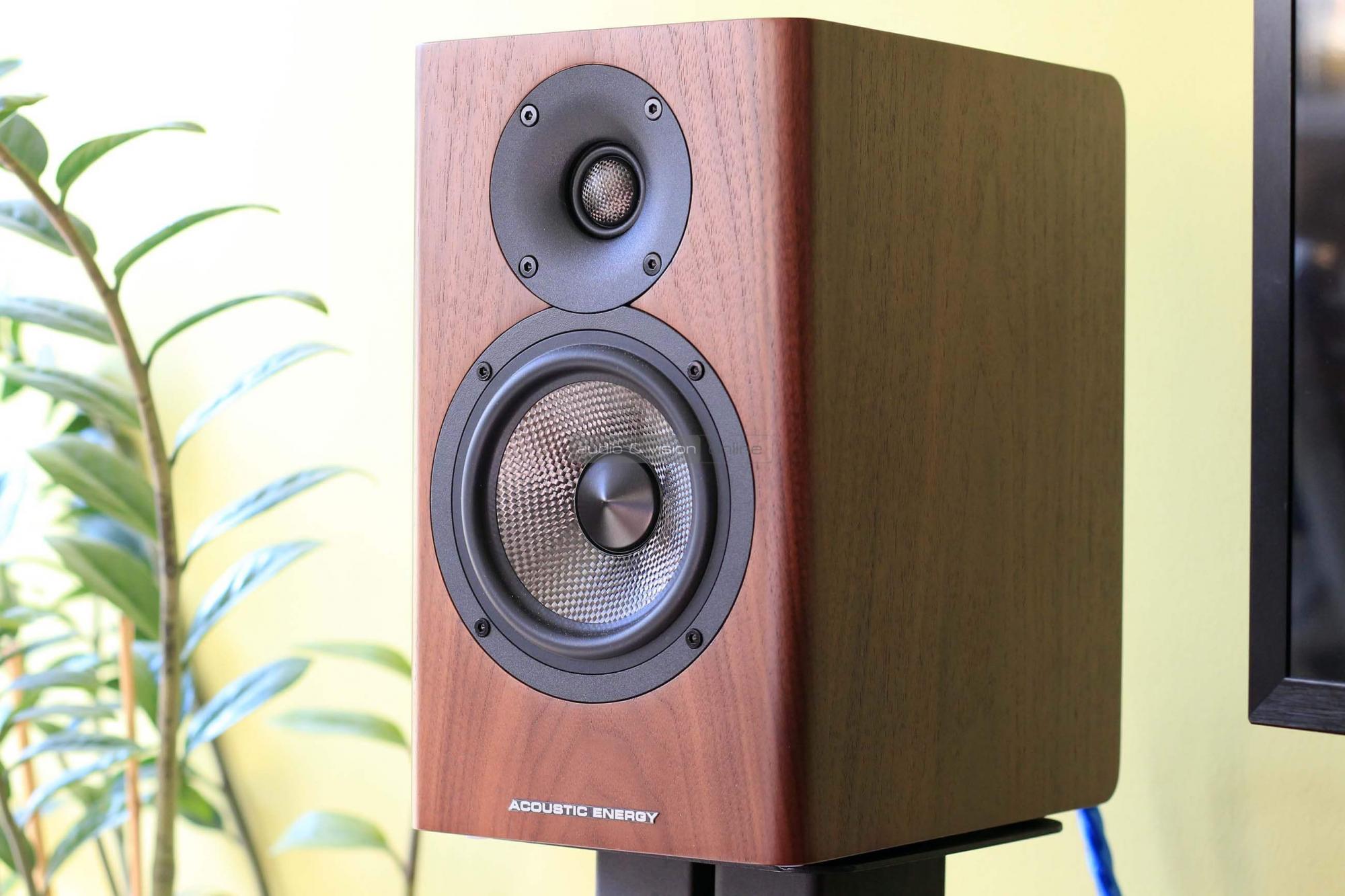 Acoustic Energy AE500 állványos hangfal teszt