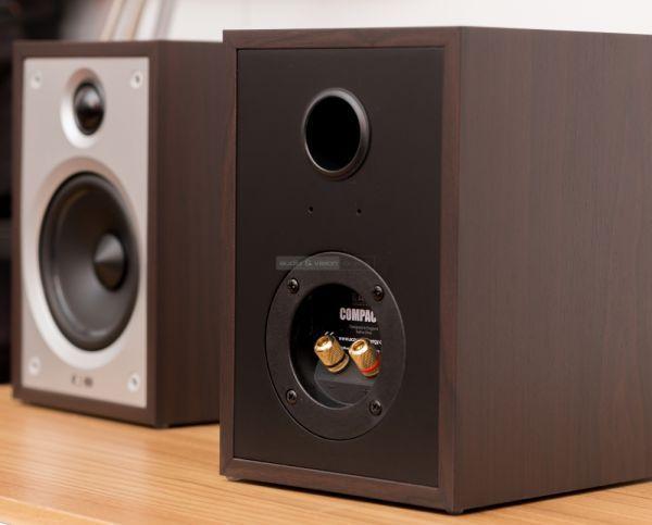 Acoustic Energy Compact 1 hangfal hátlap