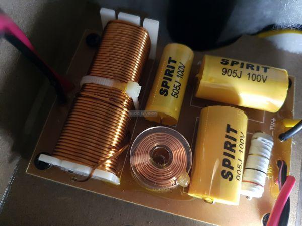 Acoustic Energy Compact 1 hangfal keresztváltó