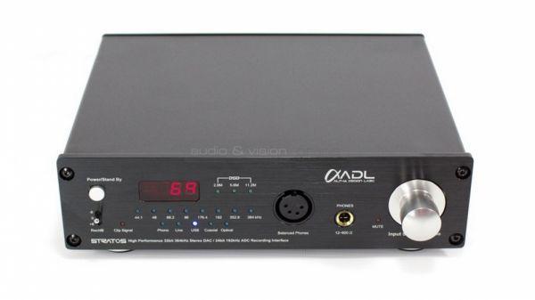 ADL Stratos USB DAC