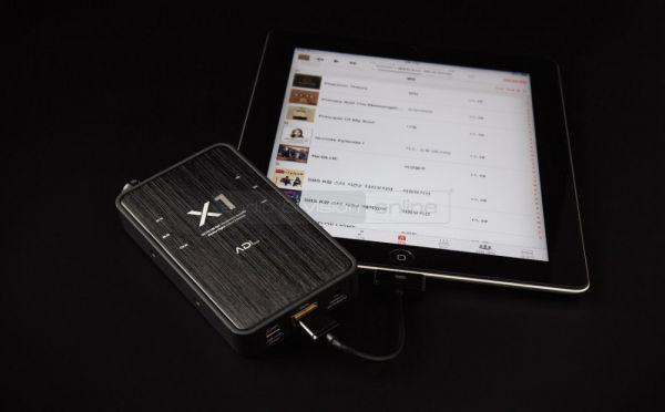 ADL X1 USB DAC és fejhallgató erősítő
