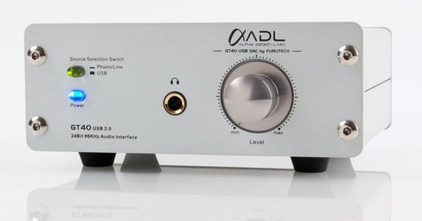 Furutech ADL GT40 USB DAC
