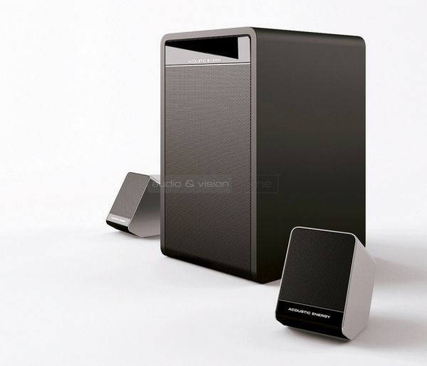 Acoustic Energy Aego3 Bluetooth hangrendszer