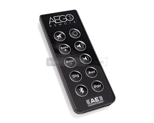Acoustic Energy Aego3 távvezérlő