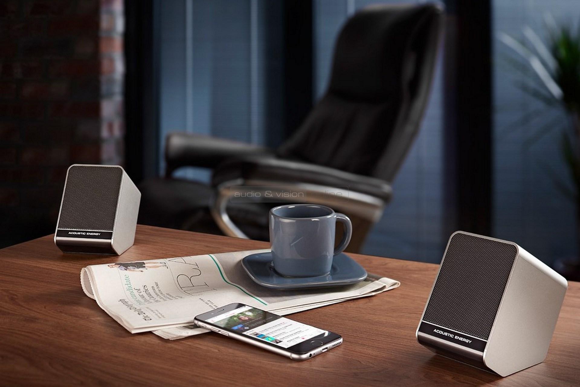 Acoustic Energy Aego3 S Aego Sound3ar 3 Bluetooth Hangrendszer Kattints