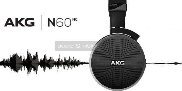 AKG N60NC zajzáras fejhallgató