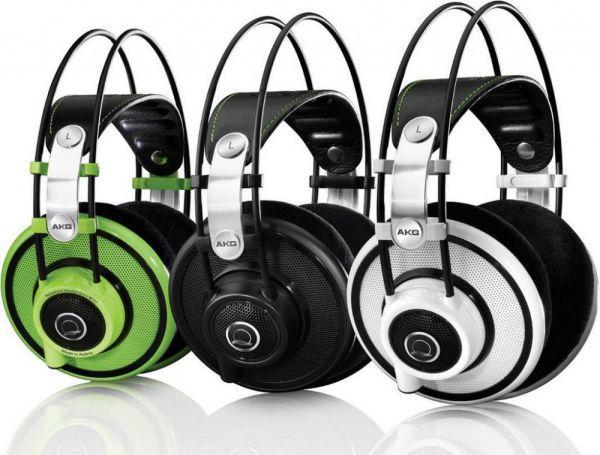 AKG Q 701 fejhallgató 3 féle színben