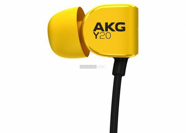 AKG Y20 fülhallgató
