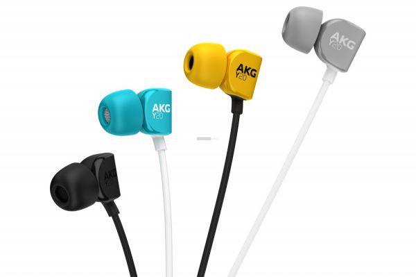 AKG Y20 fülhallgatók