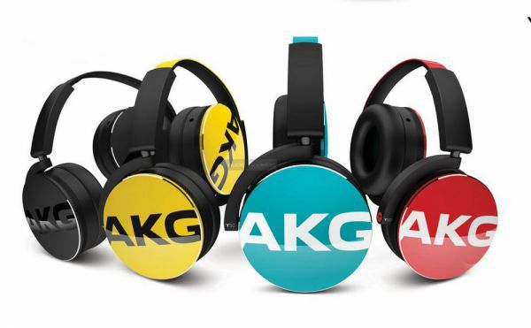 AKG Y50 mobil fejhallgatók
