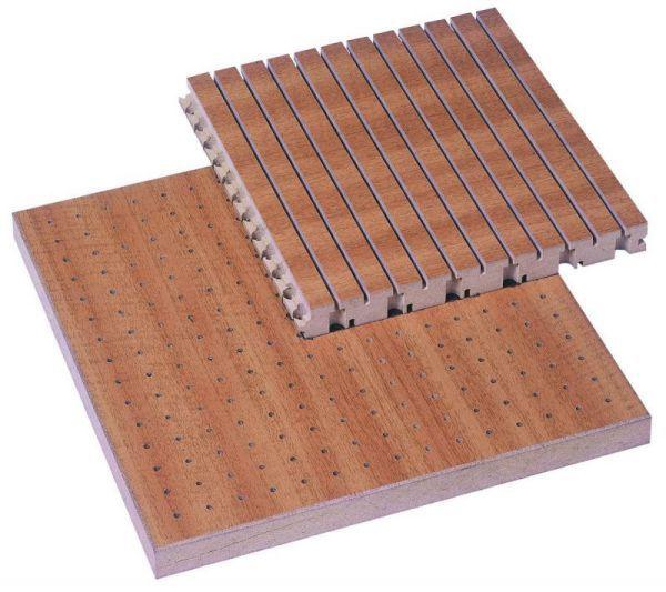 Helmholtz rezonátor elven működő csillapító elemek