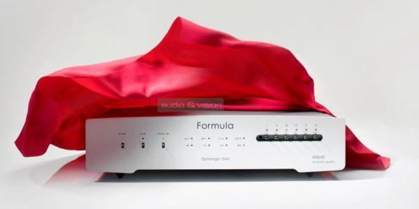 aqua acoustic Formula high end DAC