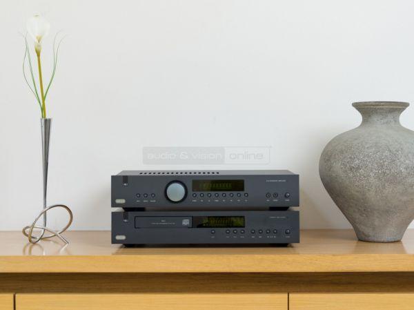 Arcam A19 integrált sztereó erősítő és CD17 CD-lejátszó