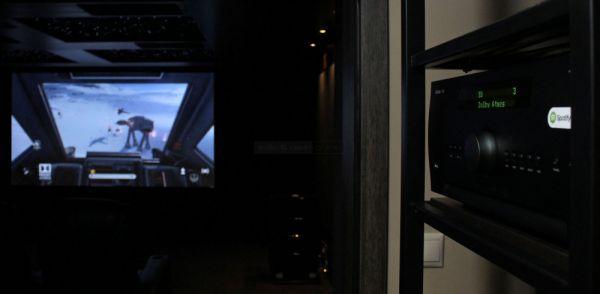 Arcam AV860 házimozi processzor a Házimozi Stúdióban