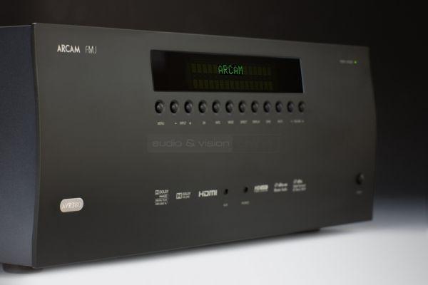 Arcam AVR380 házimozi erősítő