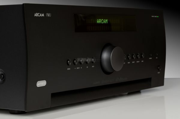 Arcam AVR850 Dolby Atmos házimozi erősítő