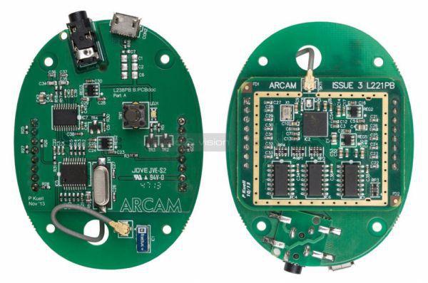 Arcam miniBlink Bluetooth vevő belső