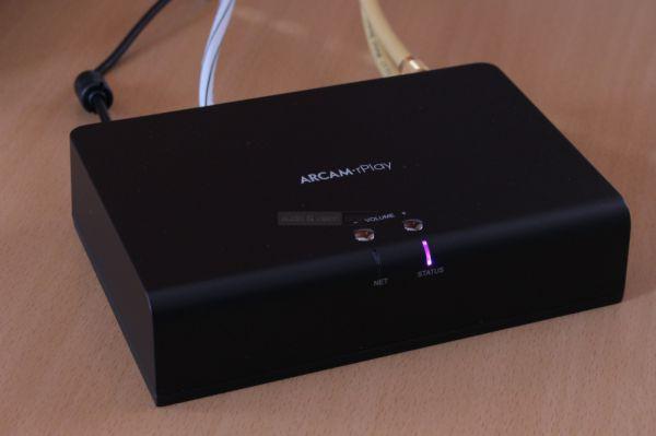 Arcam rPlay hálózati zenelejátszó