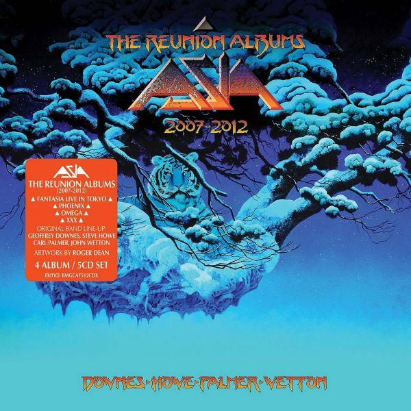 ASIA The Reunion Albums cover