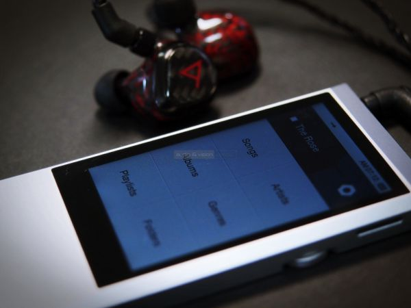 Astell&Kern AK Jr mobil hifi lejátszó
