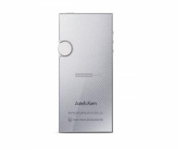 Astell&Kern AK Jr mobil hifi lejátszó hátlap