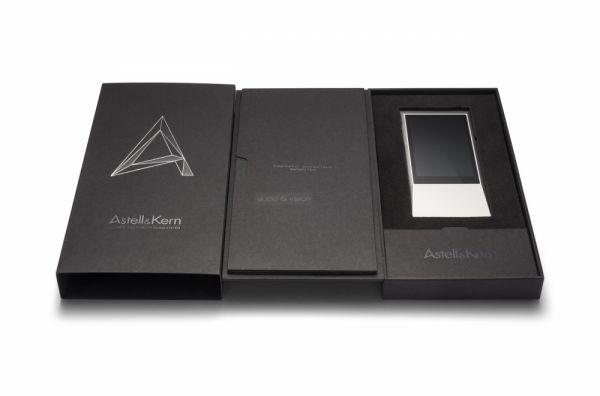 Astell and Kern AK Jr audio lejátszó