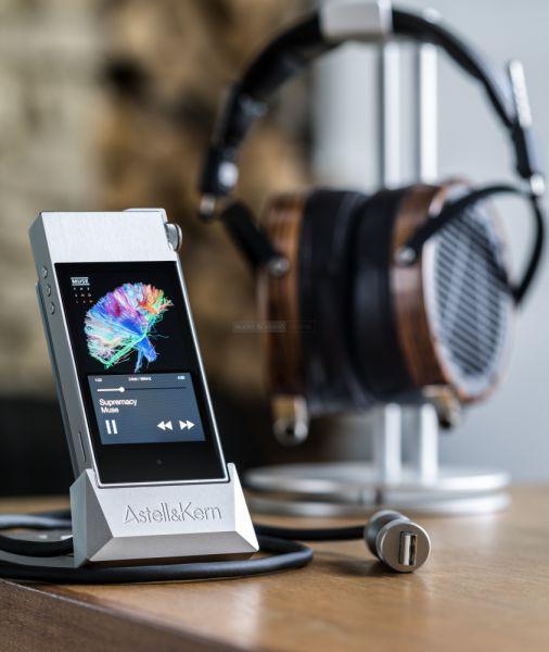 Astell and Kern AK120 II audio lejátszó