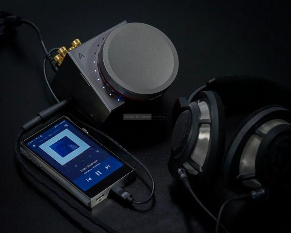 Astell and Kern Acro L1000 fejhallgató erősítő