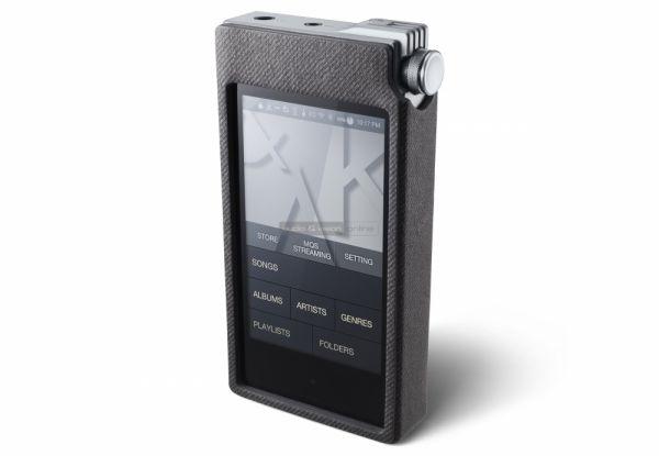 Astell&Kern AK100 II mobil hifi lejátszó tokban