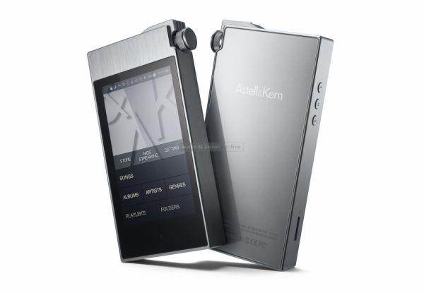 Astell&Kern AK100 II mobil hifi lejátszó