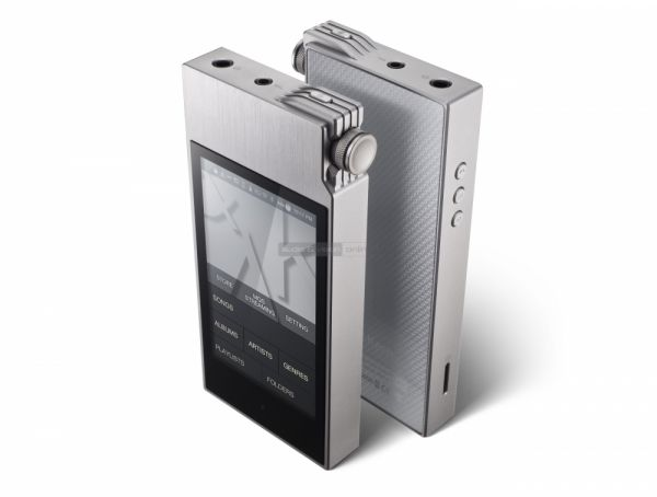 Astell and Kern AK120 II mobil audio lejátszó