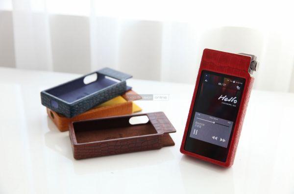 Astell and Kern AK120 II mobil audio lejátszó színes tokok