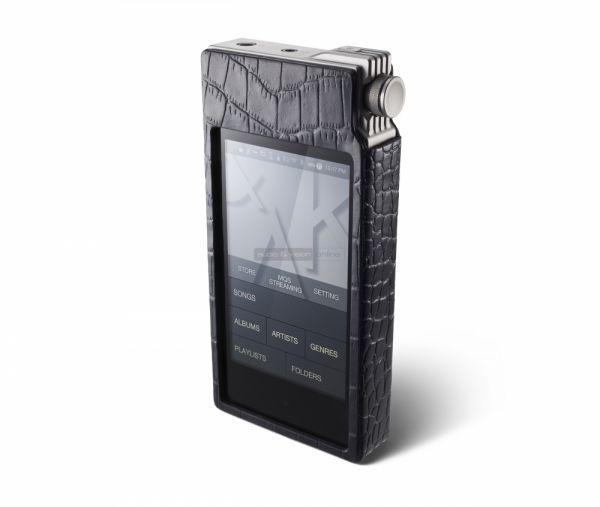 Astell and Kern AK120 II mobil audio lejátszó tokban