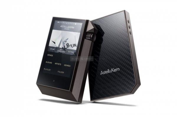 Astell and Kern AK240 hordozható audio lejátszó