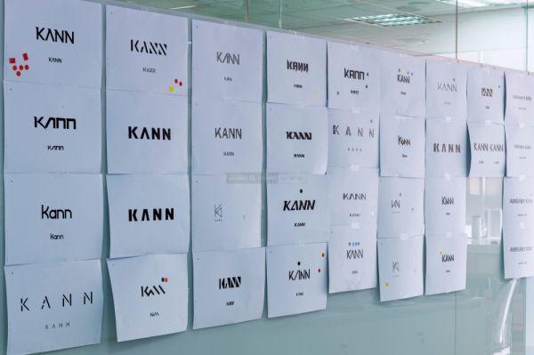 Astell&Kern KANN logo tervek
