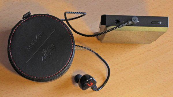 Astell & Kern Michelle fülhallgató